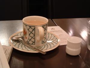 「Cafe きょうぶんかん」のお気に入りメニュー アメリカンコーヒー