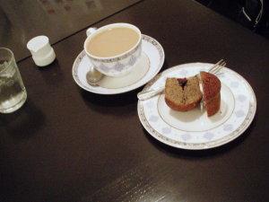 うーん、最高においしいコーヒー(^_^;)
