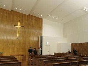 北光教会礼拝堂